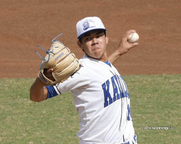 Kailua surges past Campbell, 10-3, to earn state berth ...