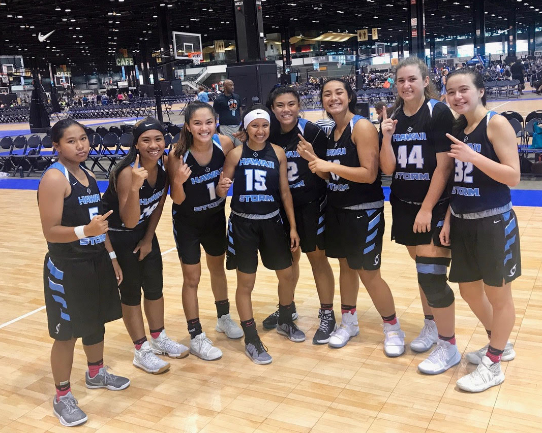 new concept d9888 4263e Local basketball club team places first in Nike Tournament - ScoringLive