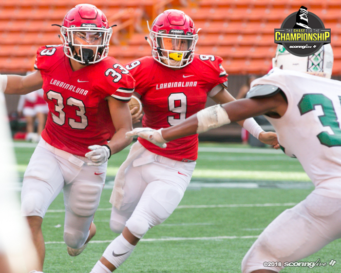 Football Scoringlive Hawaii High School Sports Ilh Oia