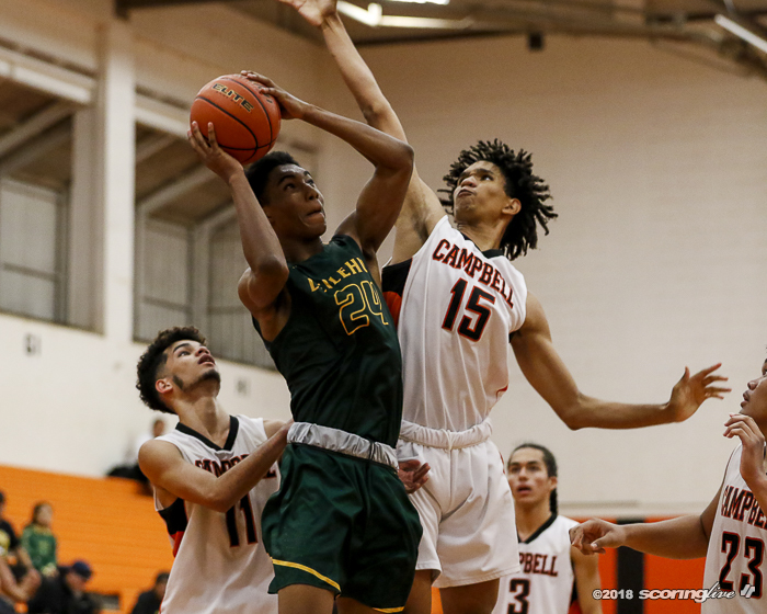 Mules hold off Sabers to start league play - ScoringLive