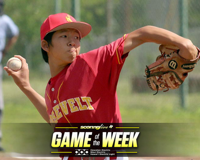 Tanabe, Rough Riders handily defeat Knights - ScoringLive